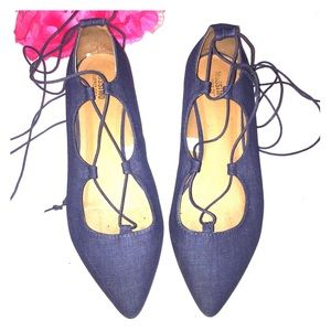 Mossimo for Target flats
